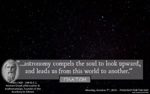 Thought for the Day - October 7th, 2013 by ebturner