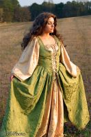 Green Dress Costume 4 by sithvixen