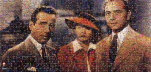 Casablanca Photomosaic by DolfD