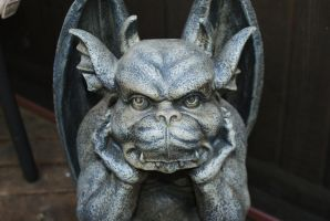 Gargoyle by scotchy1ca