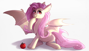 what a nice            apple by sevedie
