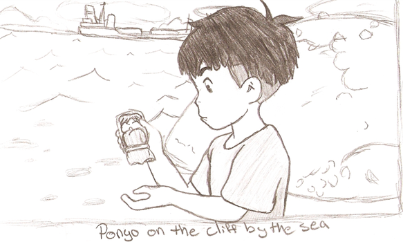 .:Ponyo:. by Buttered-Toast72