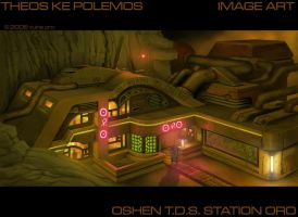 ORO TDS Station original by VulnePro