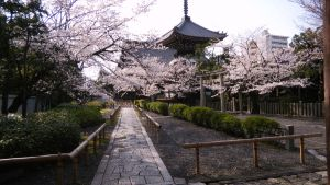 Honpoji Temple by JeanneABeck