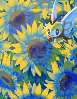 Day 6: Favorite Bug Type by Rock-Bomber