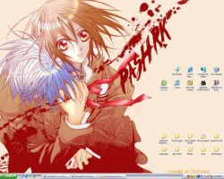 Vampire  Knight Wallpaper by AngelicPara