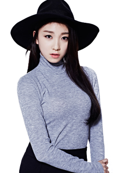 Halla the Ark render png by allaixa