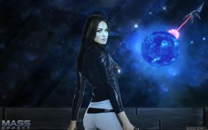 Mass Effect - Miranda Lawson by ShockHit