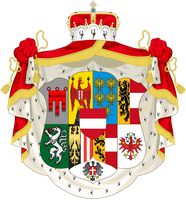 Greater CoA of the Archduchy of Austria by TiltschMaster