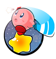 Kirby by tk-for-short