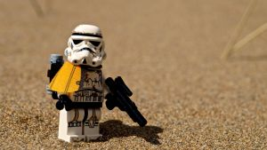 Sandtrooper by carefulfilms