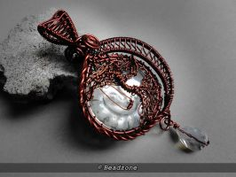 Tree Of Life Pendant by mariachughtai