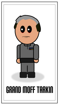 Grand Moff Tarkin by myoung25