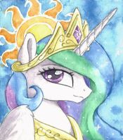 Celestia by The-Wizard-of-Art