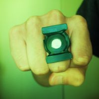 my ring of power by TheWallProducciones