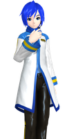 Project Diva Arcade Future Tone Default Kaito by Luke-Flame