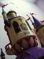 My princess castle by Oxis