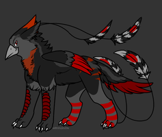 Trade Griffin Adopt *CLOSED* by Honey-PawStep