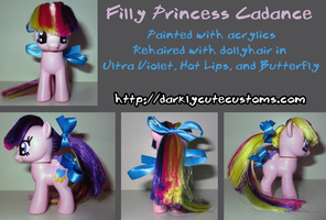 Filly Princess Cadance by Kanamai