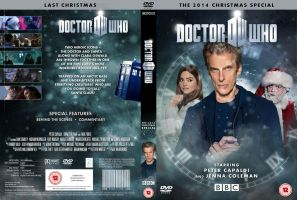 DOCTOR WHO : Last Christmas DVD by MrPacinoHead