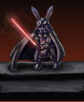 darth bunny by nienor