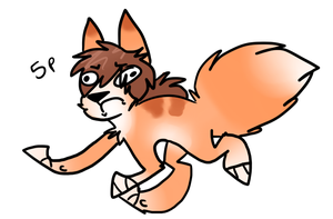 what does the fox say DUMB ADOPT OPEN by Fluffbutt-Adopts