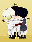 JongTaeKey kiss!! by keynf