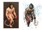 weapon x by Leadjunky