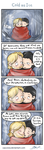 Thorki - Cold as Ice by caycowa