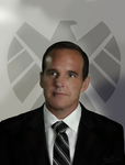 Agent Coulson by Rousetta