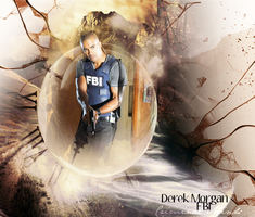Derek Morgan by NatalieLauren