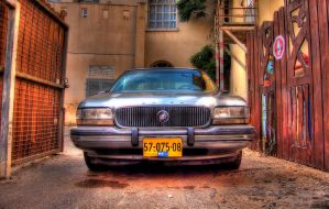 HDR - Buick La Sabre by avrin1