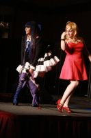 Panty and Stocking Cosplay by fmagirl09
