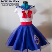 Sailor Moon Usagi Cosplay Tulle Skirt by DarlingArmy