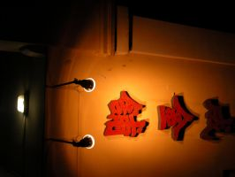 Chinatown Series- Sign by Gelios
