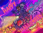 HAPPY HALLOWEEN by Candys-Killer