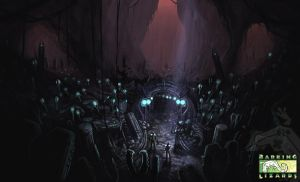 Old: Light Graveyard by ionen