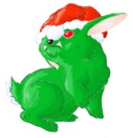 Christmas Grunny 2006 by PewterKat