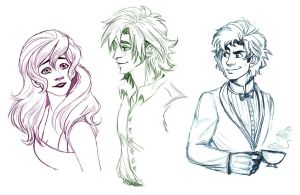 Valiard Sketches by thereina