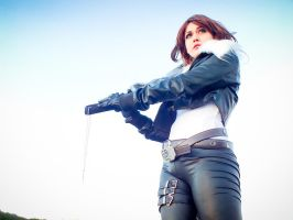 Squall Leonhart by nermallion