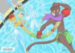 Pool Party Wukong (contest) by DarkZero0017