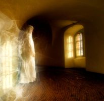ANGEL VISIT ME by SHUME-1