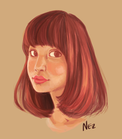 Nice Fringe by wondernez