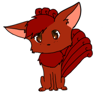 Give the Vulpix a Name by Alysaya