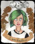 Jenna from Tonight Alive by Mars-Boogerstein