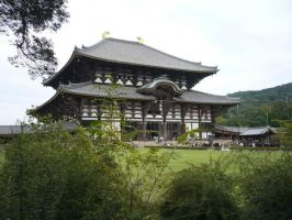 Todaiji by x-ShinJitsu-x