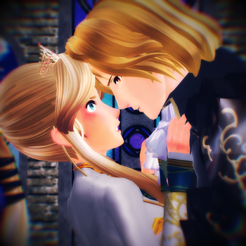 [FE:SD MMD] Captured, Closer by Nintendraw