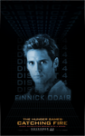 Catching Fire: Hologram Teaser - Finnick by TributeDesign