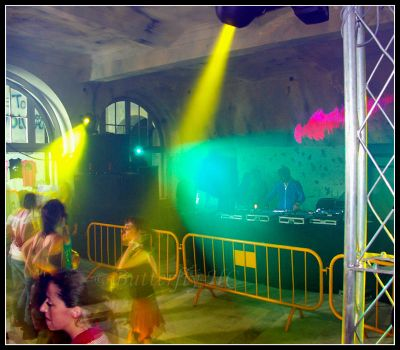 Trance Party in Sanatorio 2 by Butterfly-HC