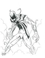 Anti-Venom by Jason-FH-Art
